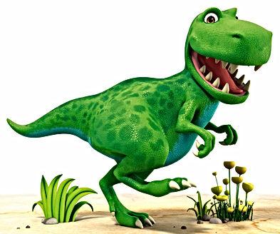 Dinosaur Roar walking