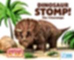 Dinosaur Stomp book cover