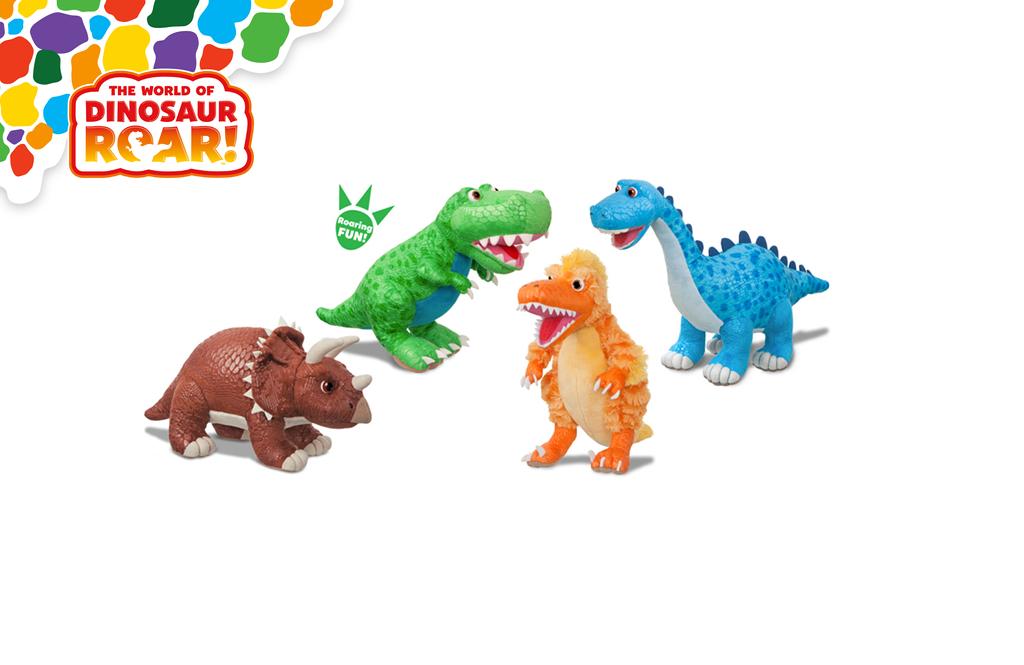 Home | Dinosaur Roar!