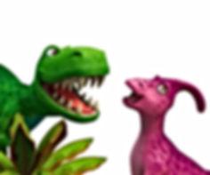 Dinosaur Roar and Dinosaur Honk