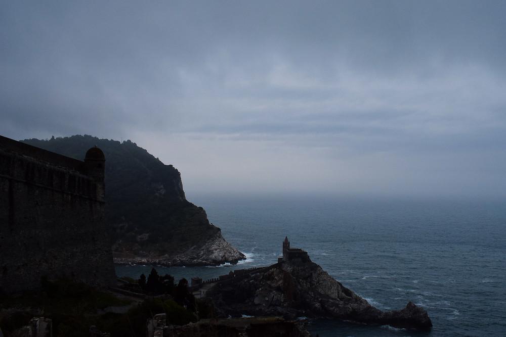 Tempesta su Porto Venere