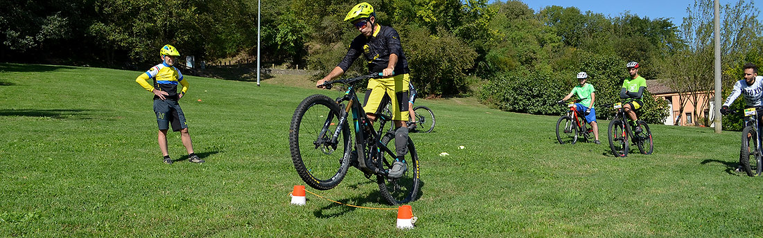 mountain bike skills training