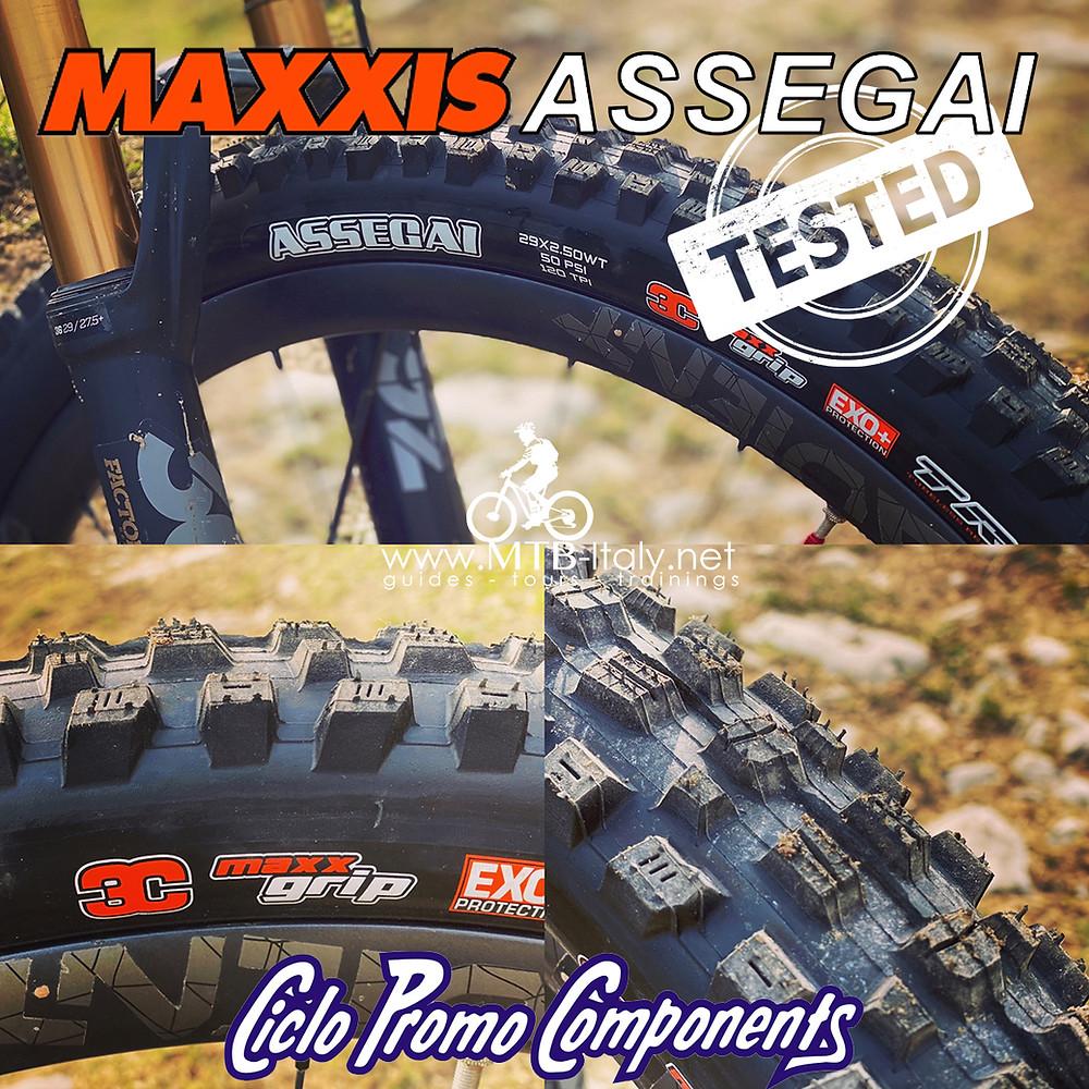 Maxxis Assegai 3C/EXO+/TR MaxxGrip