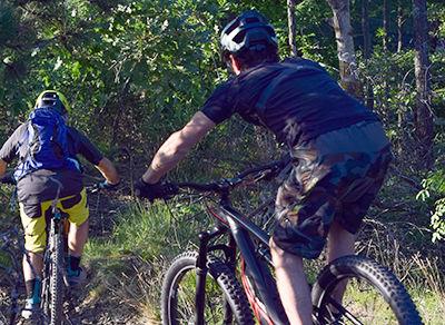 Oltrepò mountain bike tour
