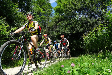mtb-italy the best mountain bike tours in Italy. Nice Tour leader for you