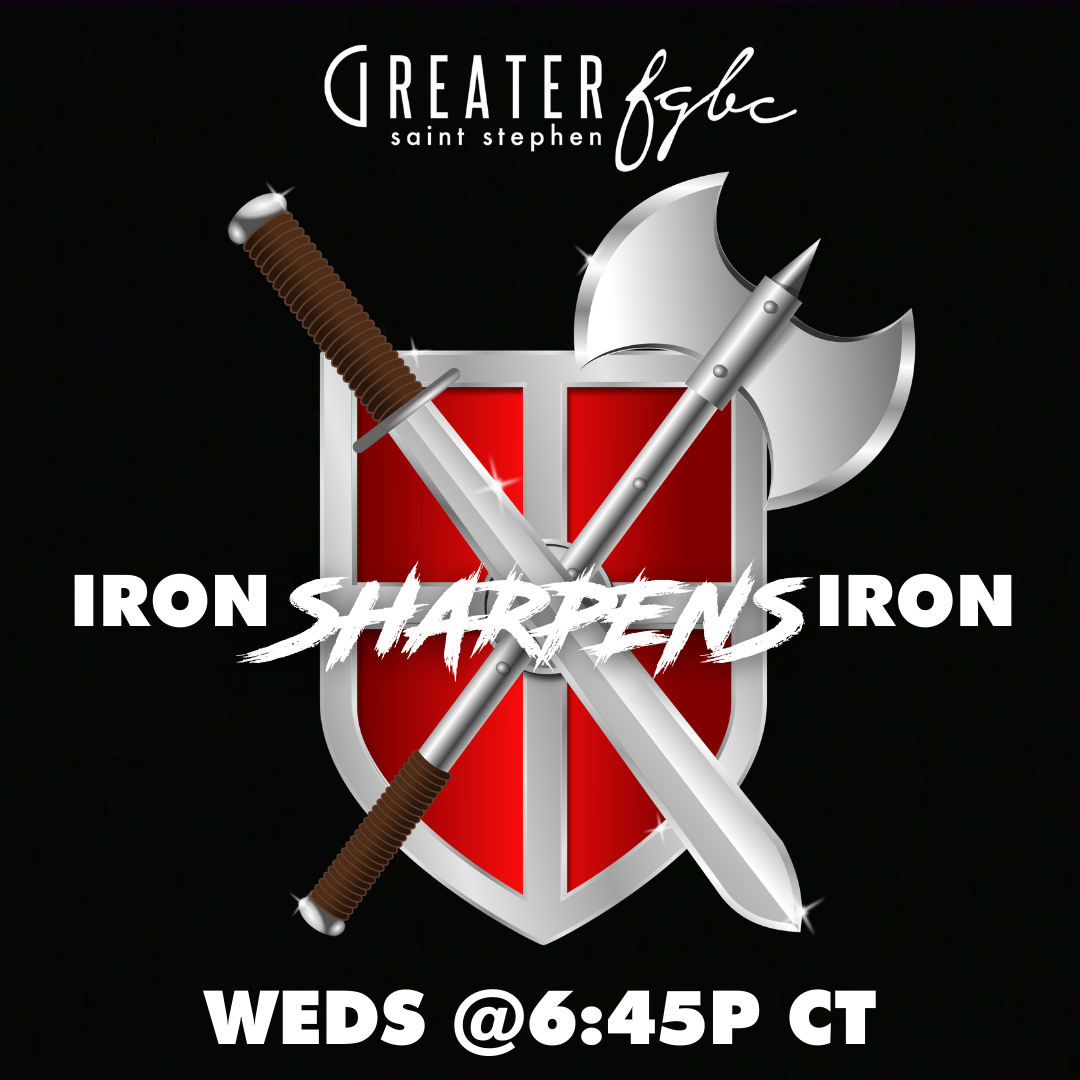 Copy of Iron Sharpens Iron GSS 1080 x108