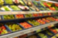 Producten fruithandel vroegop