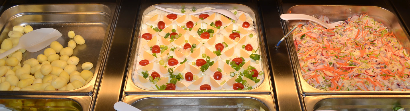 Salades fruithandel vroegop