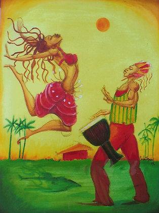 SUN DRUM DANCE