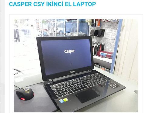 CASPER CSY İKİNCİ EL LAPTOP