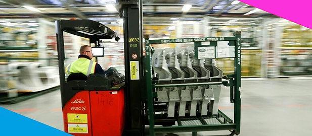 Forklift Job Stoke on Trent