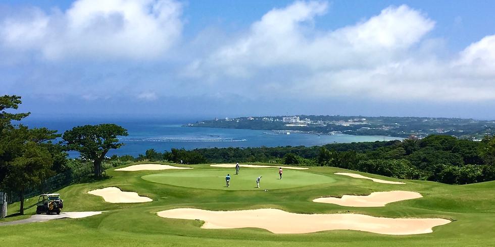 2020年2月 沖縄ゴルフツアー