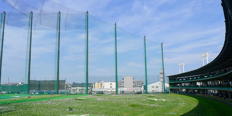 12月度大阪井高野ゴルフセンターレッスン日