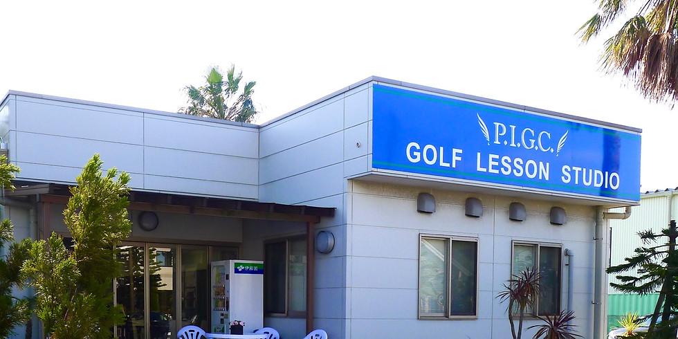 12月度神戸ポートアイランドゴルフ倶楽部レッスン会