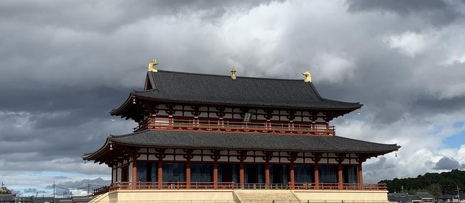 奈良にて悠久の時を感じる1日でしたが、ネットカフェ6時間はキツかった…。
