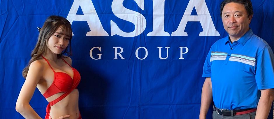 準備不足を反省!今期のワーストラウンドとなったアジアグループコンペでした。
