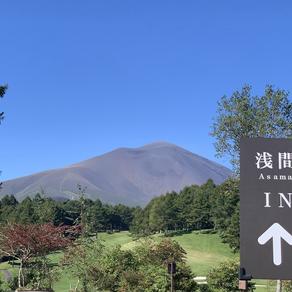 草津と軽井沢で高原ゴルフ。NEOスピンで300ヤード連発!