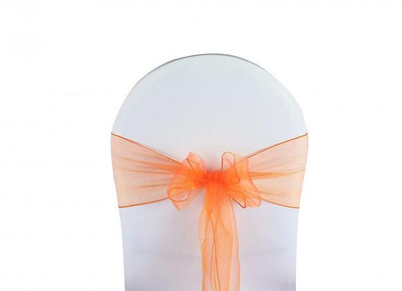Organza orange