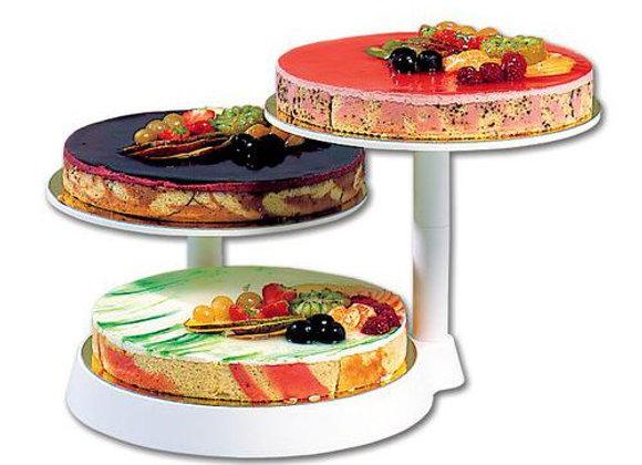 Présentoir gâteau 3 étages