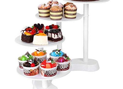 Présentoir gâteau 4 étages