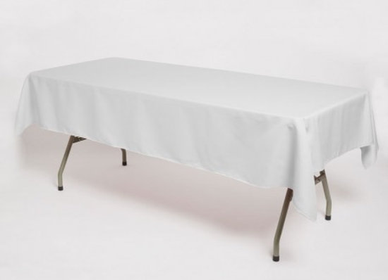 Nappe rectangle table d'honneur