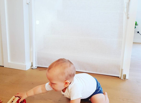 When should I start baby proofing?