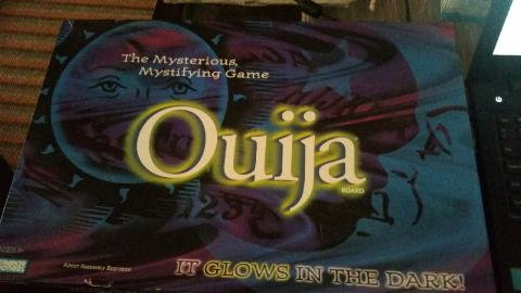 Ouija Boards Used in Haunted Locations