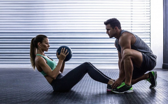 The Top 5 Benefits Of Working With A Well Qualified Personal Trainer