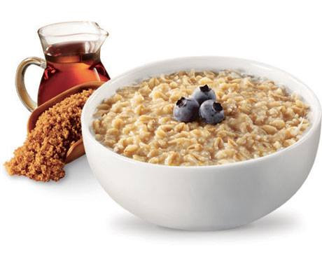 Change up your Breakfast Routine with our PB Oatmeal