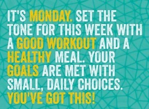 Motivation Monday: Set the Tone