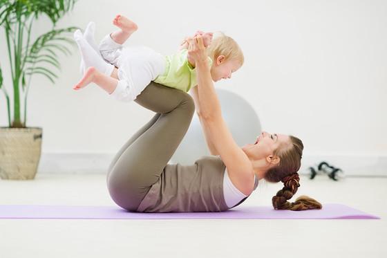 Post Pregnancy Training Tip Sheet