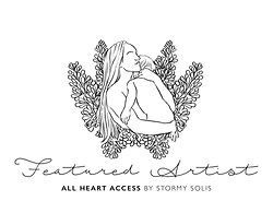 Featured Artist badge for All Heart Access - Chloe Nicole Photography has had multiple images featured on Stormy Solis AHA group.