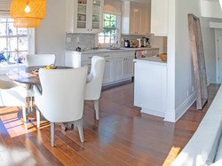 Dining Area By Kitchen