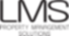 LMS-Logo in black Property Management Solutios