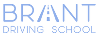 Brant Driving School Brantford LOGO Blue