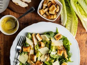La véritable salade César