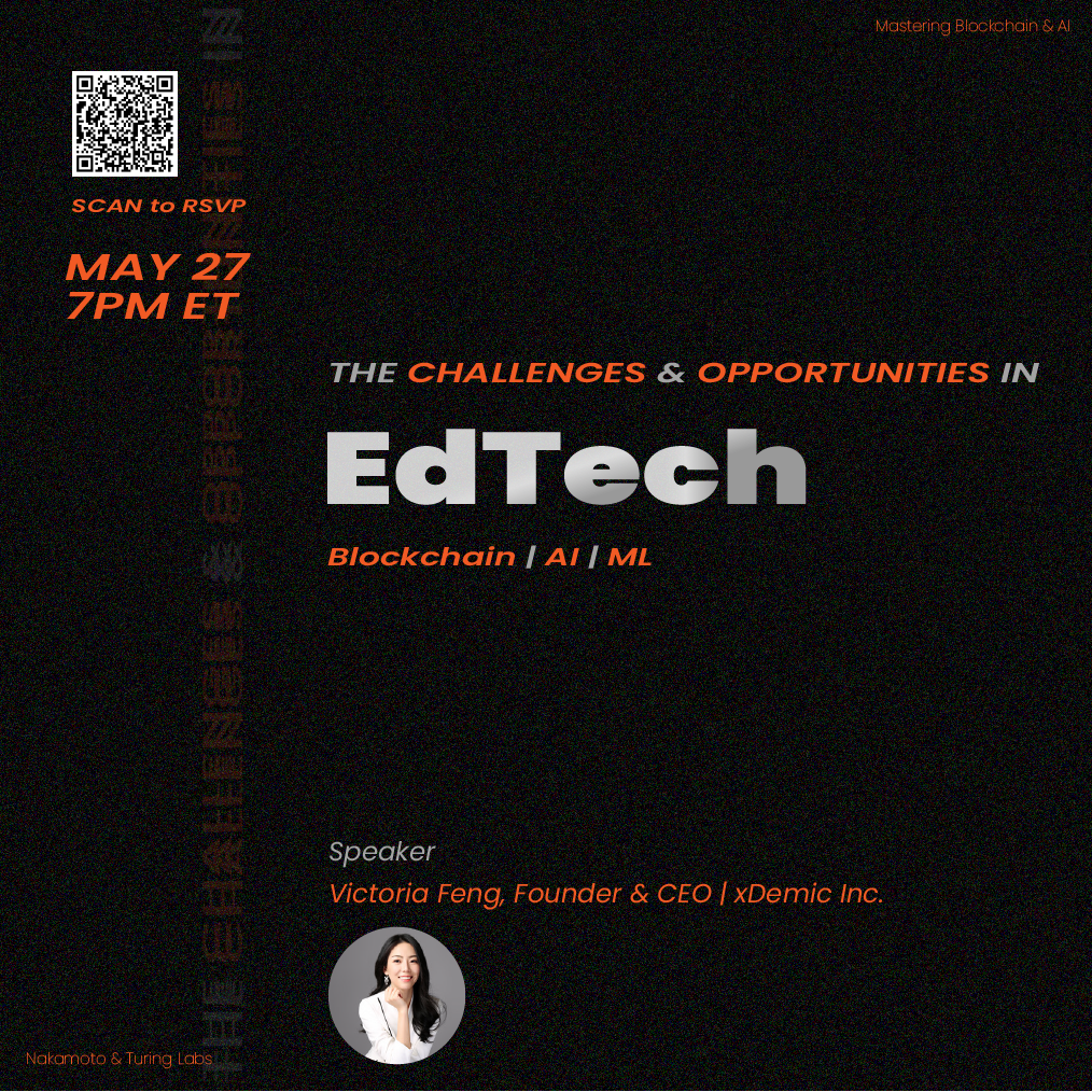 The Chanllenges & Opportunities in EdTech