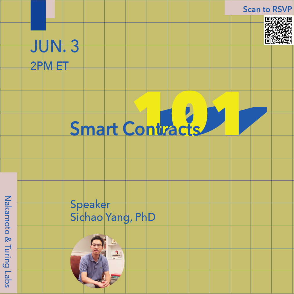Smart Contracts 101
