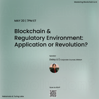 Blockchain & Regulatory Environment: Application or Revolution?