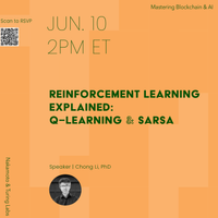 Reinforcement Learning Explained: Q–Learning and Sarsa