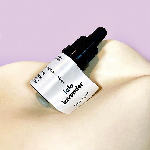 lala lavender | echtes ätherisches lavendelöl | dropper