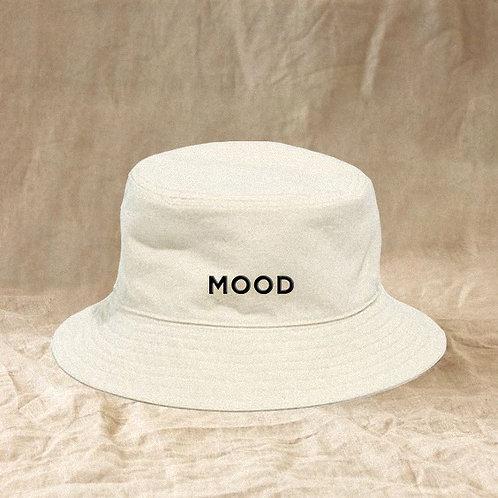 mood | embroidered bucket hat