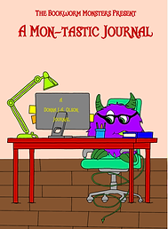 The bookworm monsters montastic journal.