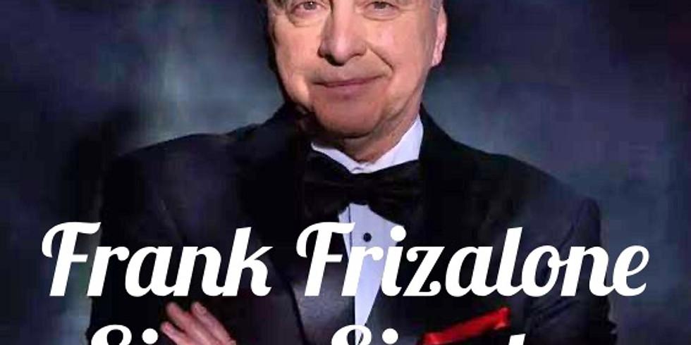 FRANK SINGS FRANK