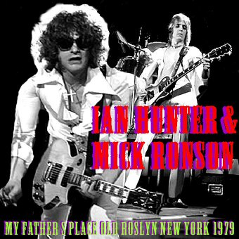 ian hunter Fathers place 1979 front