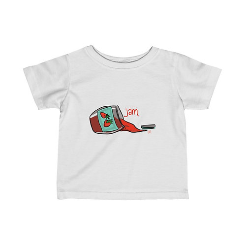 Jam Infant Tee (part of the PB+J set)