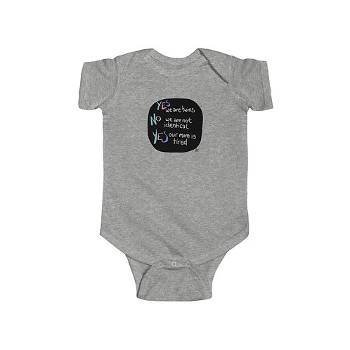 Yes No Yes Onesie