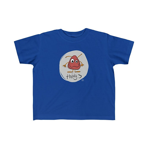 Thing 3 Little Kid Tee