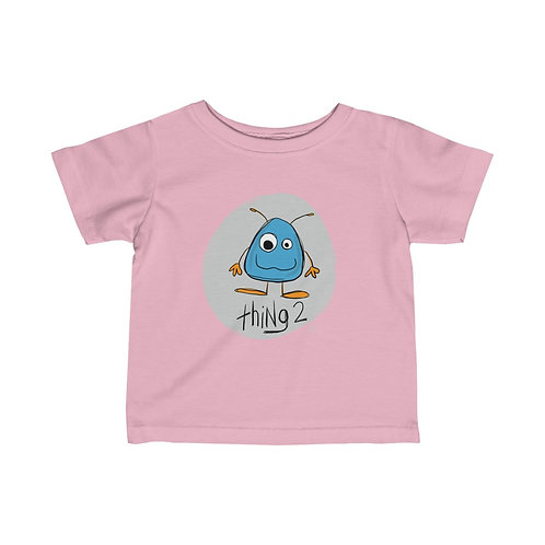 Thing 2 Infant Tee