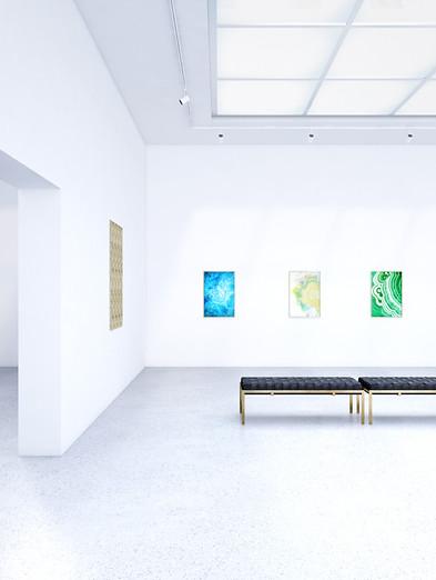 Innenvisualisierung Museum